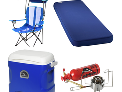 Camp comfortably this summer with at least 25% off select outdoor gear at Amazon