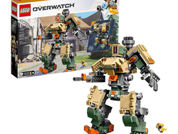 Kick off your Lego Overwatch collection with the $40 Bastion building kit