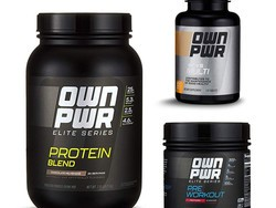 Amazon has a line of fitness supplements now, because of course, and they're 15% off