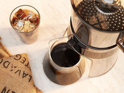 This $40 OXO 32-oz. Cold Brew Coffee Maker pays for itself
