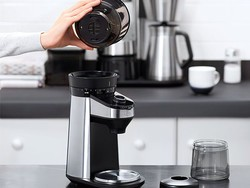 Get the OXO On Conical Burr Coffee Grinder for $128
