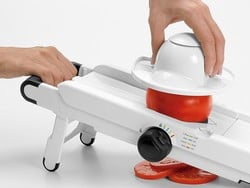 Grab a slice of heaven with the $28 OXO Good Grips Mandoline Slicer