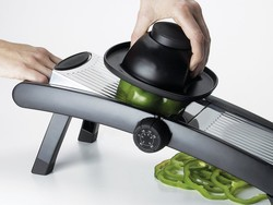Serve fancy veggies and more with the $50 OXO Good Grips Mandoline Slicer