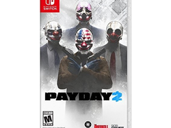The Nintendo Switch game Payday 2 is on sale for $30 today