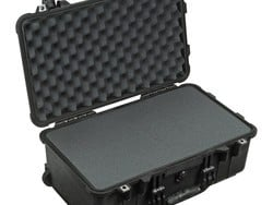 The $120 Pelican 1510 case is tough, secure, and weather resistant