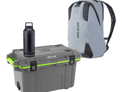 Save 25% on Pelican coolers, drinkware, and backpacks at Amazon today only