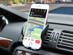 Keep your driving distraction-free with this $6 phone holder
