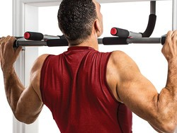 Get gainz with this $28 Perfect Fitness Multi-Gym Doorway Pull Up Bar
