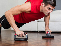 Feel the burn with the $20 Perfect Pushup Elite set