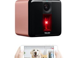 This $120 Petcube camera lets you talk to your pet from anywhere in the world