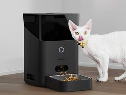 Trim down your sausage of a pet with the $139 Petnet SmartFeeder