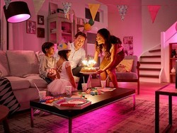 This 3-bulb Philips Hue Color Starter Kit is down to $110