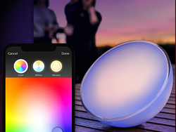 Philips Hue's $64 portable Go LED Smart Light offers millions of color options