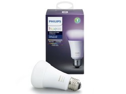 Color your life with this $40 Philips Hue white and color 60W LED Smart bulb