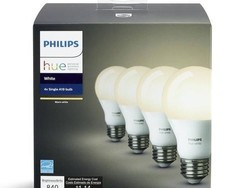 Smarten up your home on a budget with four refurbished Philips Hue white bulbs for $38