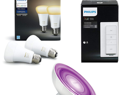 Set the mood with discounted Philips Hue White Ambiance bulbs and more