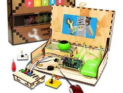 This $150 Piper Raspberry Pi computer kit will teach your gamer invaluable skills