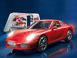 Young car enthusiasts will love Playmobil's $25 Porsche 911 Carrera S set