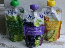 This coupon gets you 25% off a variety of Plum Organics baby food, snacks, and formula