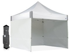 This E-Z UP instant canopy will give you shelter in a snap