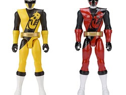 The Power Rangers are 25, which means you can get 25% off select toys and costumes