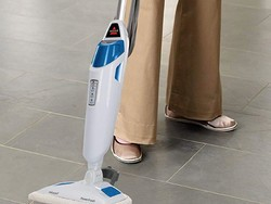 Keep your floors in good shape using this $57 Bissell PowerFresh Steam Mop