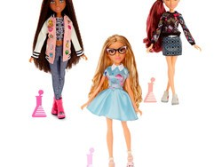 These $4 Project Mc2 dolls encourage a love of science