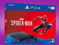 Score the $199 Black Friday pricing on the PlayStation 4 Slim 1TB Spider-Man bundle now