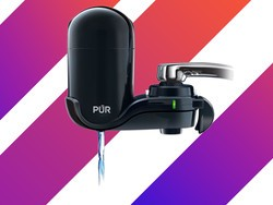 Make your tap water taste great with this $12 PUR faucet filter