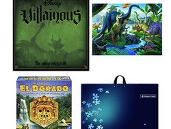 Don't miss this one-day sale on select Ravensburger games and puzzles