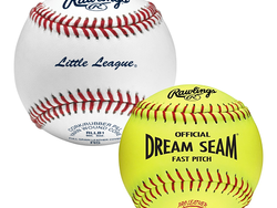 Work on your pitch with up to 15% off Rawlings baseballs today