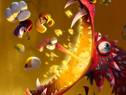 Rayman Legends: Definitive Edition for Nintendo Switch is just £18 for a limited time