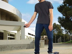 Carve up sidewalks and streets with almost $60 off the Razor Ripstik Electric Caster Board