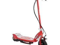 The Razor E100 electric scooter is down to $70 today