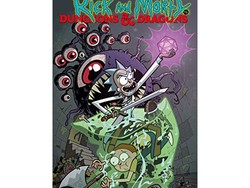 Pre-order Rick and Morty vs. Dungeons & Dragons on Kindle for only $2