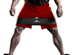 Pump up your workouts with the RIMSports Elite Hip Sling Resistance Band on sale for $14