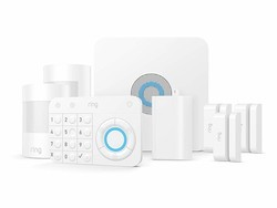 Black Friday brings the first discount we've ever seen on Ring's 8-piece Alarm system