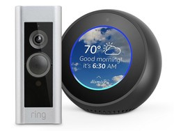 Bundle the Ring Video Doorbell Pro and Echo Spot to save $102 on your purchase