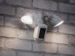 Keep an eye on your property from anywhere with up to £50 off Ring Spotlight and Floodlight security cams