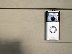 Add a Ring Video Doorbell to your front door for $100