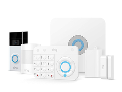 Bundle the Ring Video Doorbell 2 with the Ring Alarm 5-Piece Kit to save $50