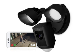 Add bright lights and a camera to your outdoor space with Ring's $190 Floodlight Cam