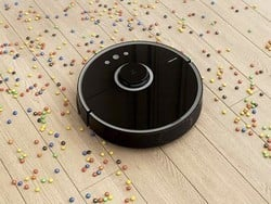 Schedule the $405 Roborock S5 smart robot vacuum cleaner to sweep and mop for you