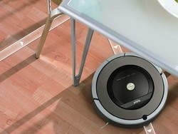Schedule iRobot's refurbished Roomba 650 to clean up before the guests arrive