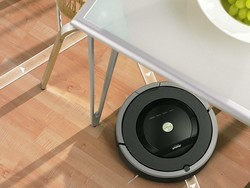 Schedule iRobot's Roomba 801 to clean up for you