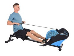 Today only, the Stamina ATS Air Rower is only $230