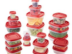 The Rubbermaid Food Storage 42-piece set is just $10