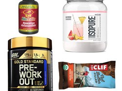 Today Amazon's offering 25% off runner-friendly nutrition essentials