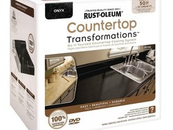 Update your kitchen counters with Rust-Oleum Transformations kits from $156