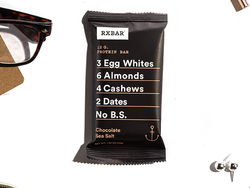 Try out 12 whole food protein RXBars with this $12 sample box